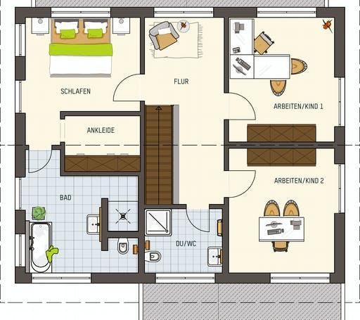 Medley 3.0 MH Fellbach Floorplan 2