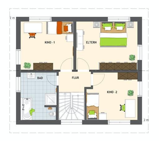 MEDLEY 3.0 110 A S215 Floorplan 2