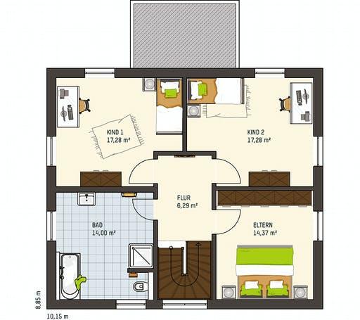 MEDLEY 3.0 211 W SE Floorplan 2
