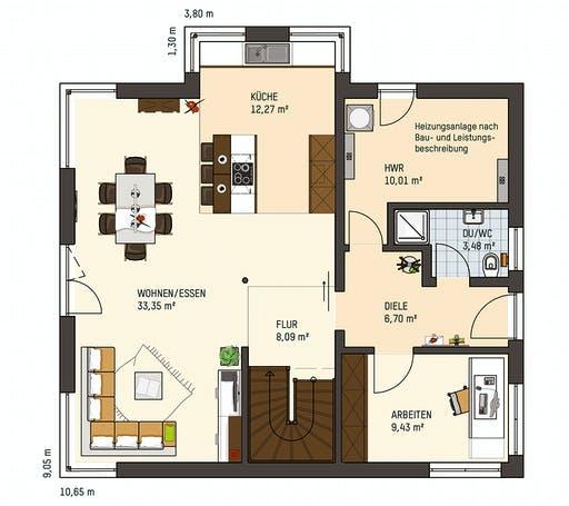 MEDLEY 3.0 300 S215 SE Floorplan 1