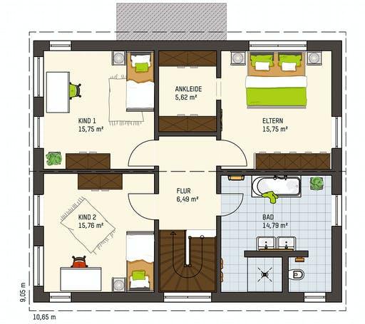 MEDLEY 3.0 300 S215 SE Floorplan 2