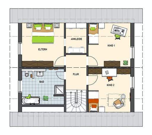 MEDLEY 3.0 410 B S100 WG Floorplan 2