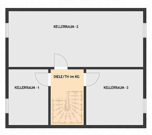 MEDLEY 3.0 410 B S100 WG Floorplan 3