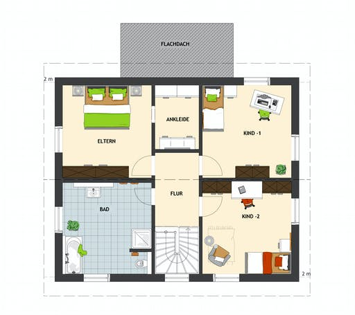 MEDLEY 3.0 410 B S215 WG Floorplan 2