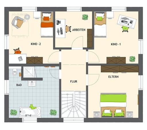 MEDLEY 3.0 410 C W Floorplan 2