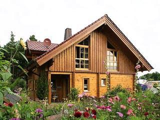 Mehlingen von Rems-Murr-Holzhaus Außenansicht 1