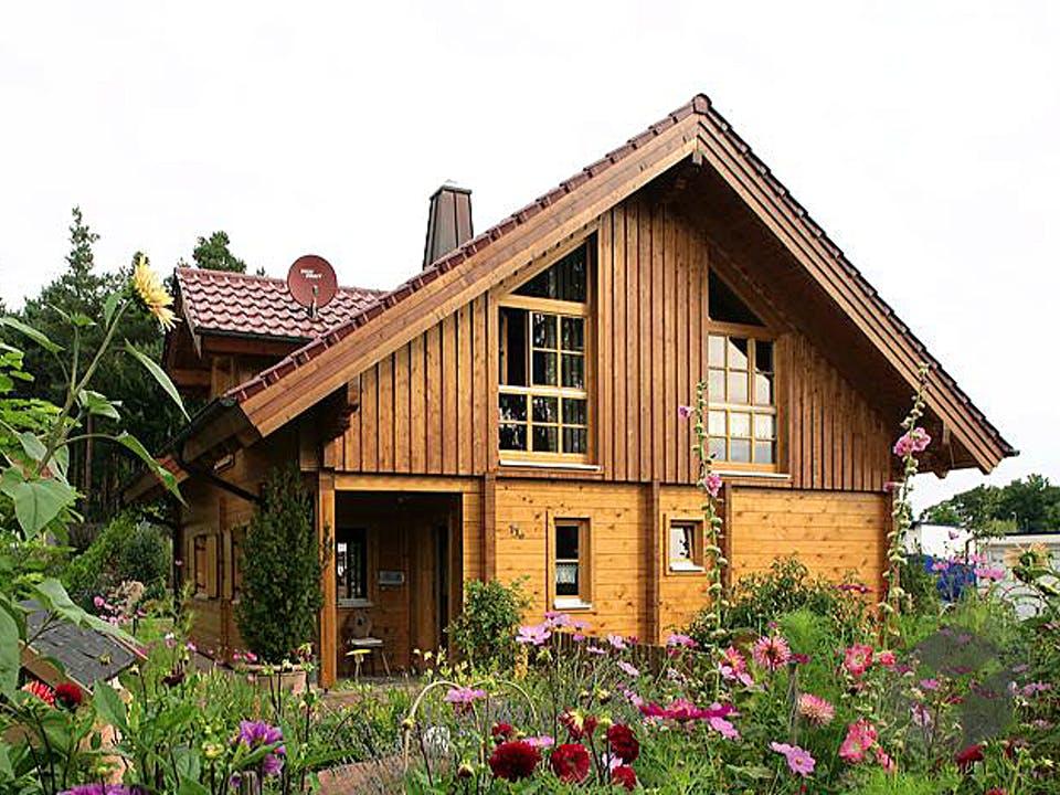 Mehlingen von Rems-Murr-Holzhaus Außenansicht