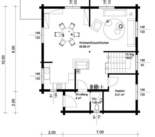 Mehlingen Floorplan 1