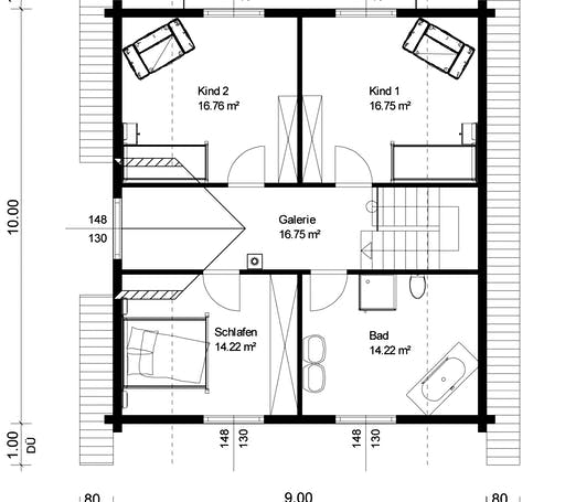 Mehlingen Floorplan 2