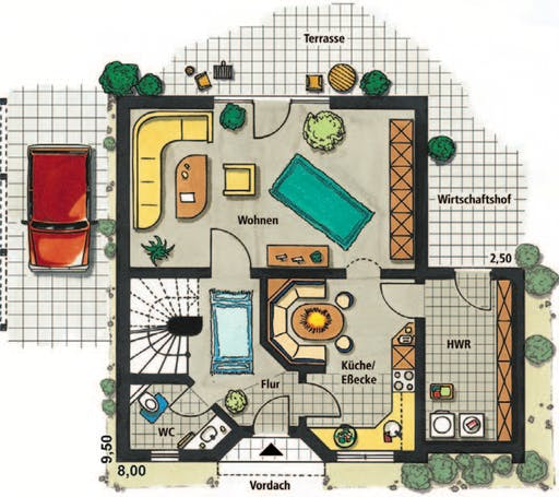 Messina Floorplan 1