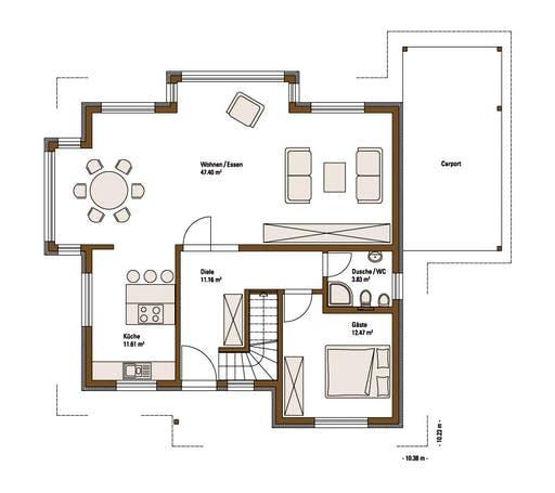 MH Bad Vilbel Floorplan 1
