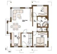Musterhaus FAMILY CLASSIC Grundriss