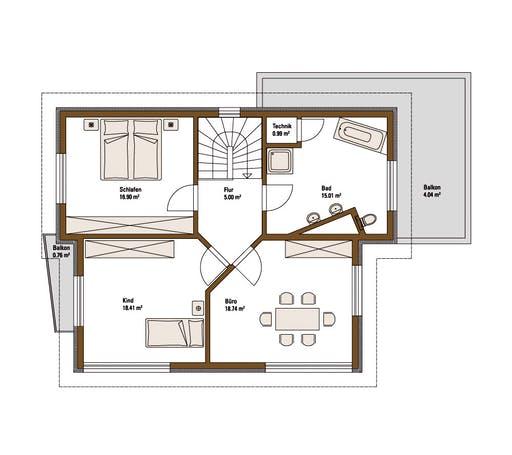MH Fellbach Emotion Floorplan 2
