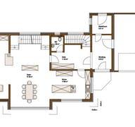 Musterhaus STYLE Grundriss