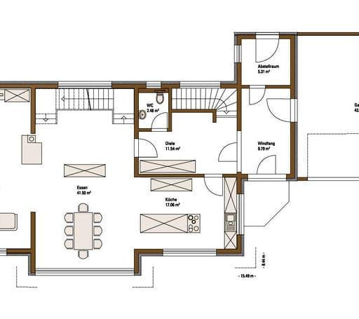 MH Style Floorplan 1