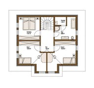 Musterhaus VISION Grundriss