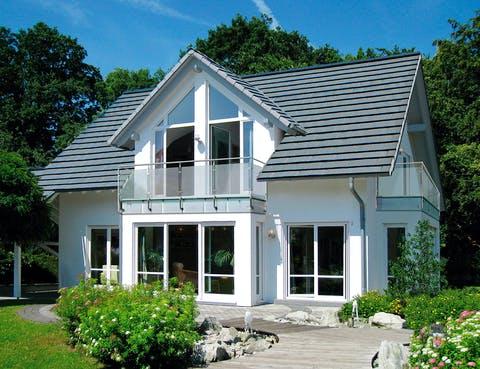 Einfamilienhaus MH Bad Vilbel von Fertighaus WEISS ...