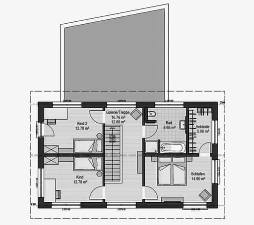 Musterhaus Bad Vilbel J 142 Floorplan 2
