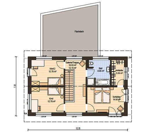 Haas MH Bad Vilbel J 142 Floorplan 4
