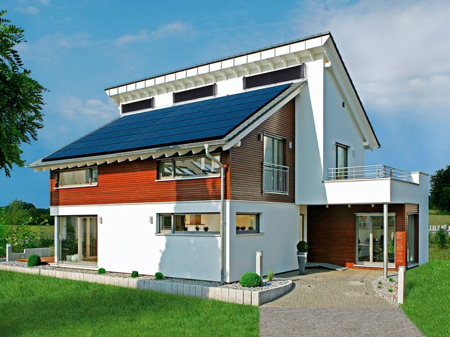 FH Weiss - Musterhaus FELLBACH EMOTION Exterior 1