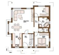 Musterhaus FAMILY CLASSIC (inactive) Grundriss