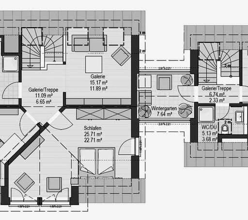 Musterhaus Hessdorf 169 Floorplan 2