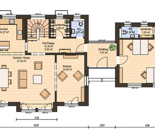 Haas MH Hessdorf 169 Floorplan 3