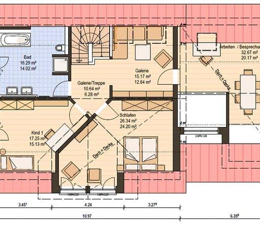 Haas MH Köln 171 Floorplan 4
