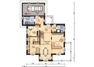 Haas MH Poing 187 Von Haas Haus | Komplette Datenübersicht   Fertighaus.de