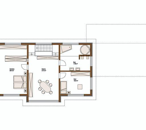 FH Weiss - Musterhaus STYLE Floorplan 2