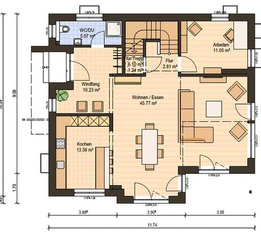 Haas MH Suhr 179 Floorplan 3