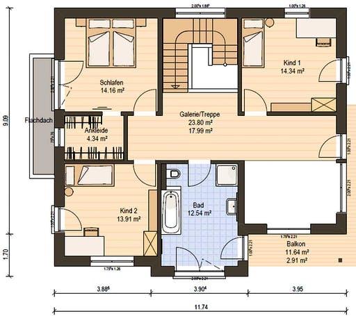 Haas MH Suhr 179 Floorplan 4