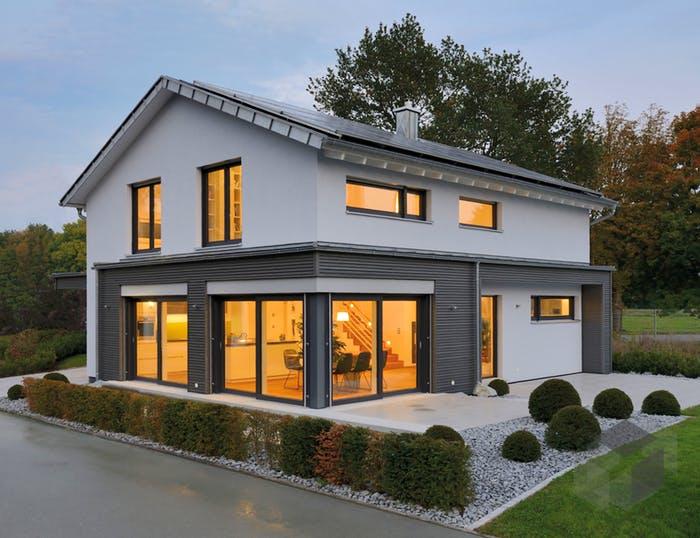 Musterhaus ULM von Fertighaus WEISS | komplette Datenübersicht ...