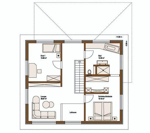 FH Weiss - Musterhaus ULM Floorplan 2