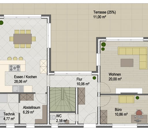Miami Floorplan 1