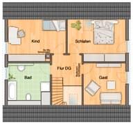 Mitwachshaus Flair 148 floor_plans 0