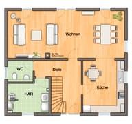 Mitwachshaus Flair 148 floor_plans 1