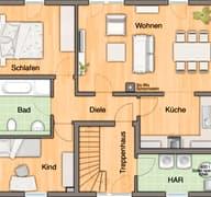 Mitwachshaus Flair 148 floor_plans 3