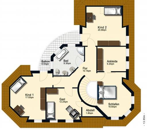 Modell 1.218 floor_plans 0
