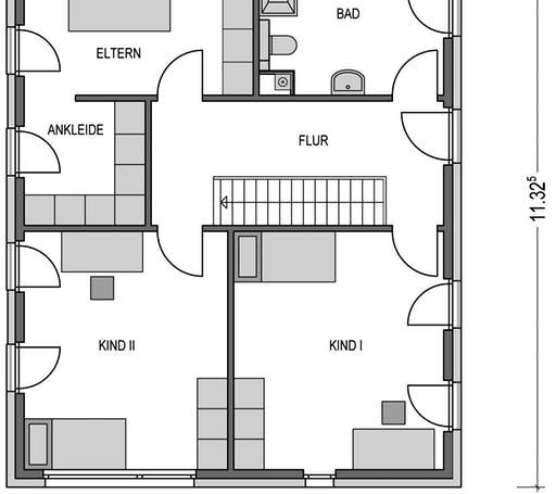 Modern 2000.2 Floorplan 2