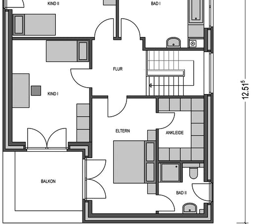 Modern 3000.2 Floorplan 2