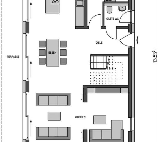 Modern 4000.2 Floorplan 1