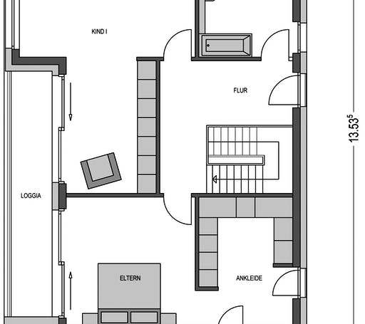 Modern 4000.2 Floorplan 2