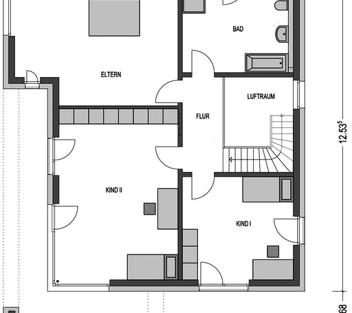 Modern 5000.2 Floorplan 2