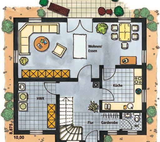 Montenero Floorplan 1