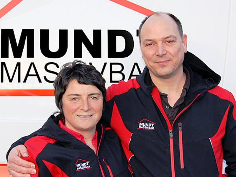 Mitarbeiter Mundt Massivhaus