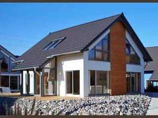 Musterhaus Fellbach von Meisterstück-HAUS Außenansicht 1