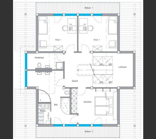 Musterhaus Langenhagen - Ästhetik floor_plans 0