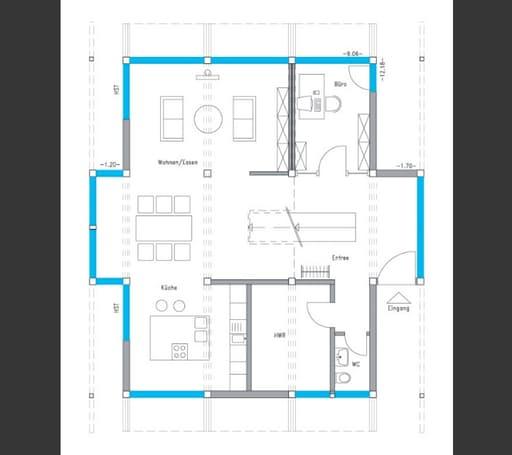 Musterhaus Langenhagen - Ästhetik floor_plans 1