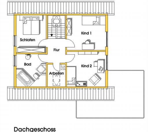 Myrna (KfW-Effizienzhaus 55) floor_plans 0